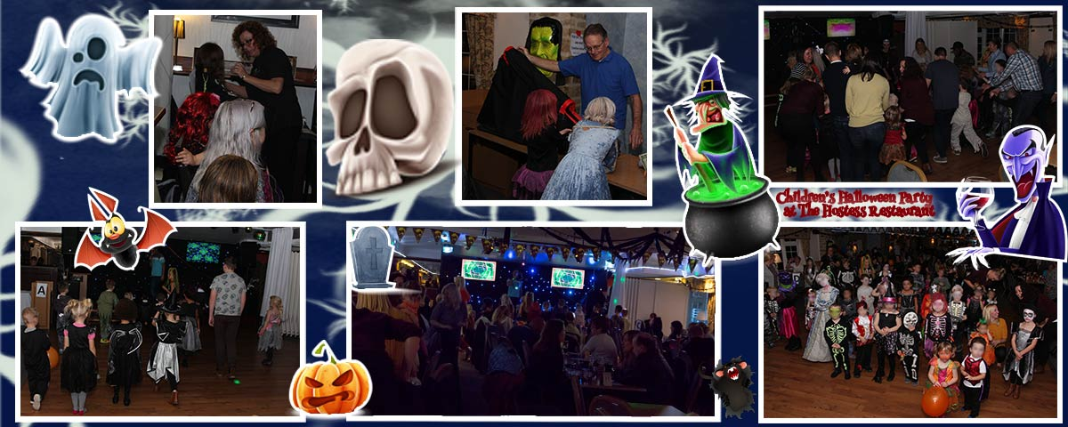 2016 halloween party