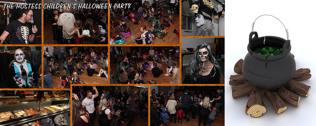 2018 halloween party