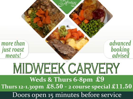 midweek carvery